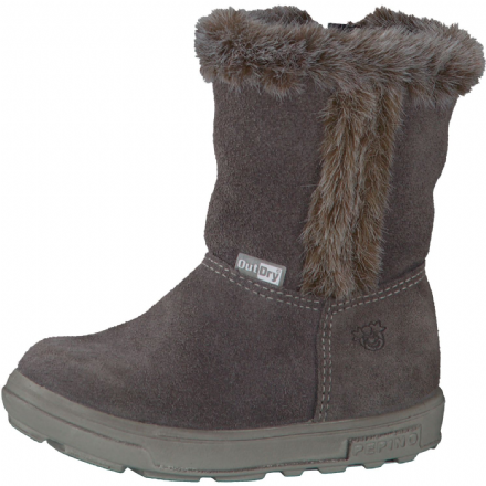 Ricosta USKY Waterproof Winter Boots (Meteor Grey)